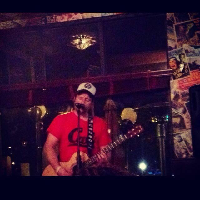 James Del rockin' Valentine's Day at El Rey Cantina in Camarillo, CA